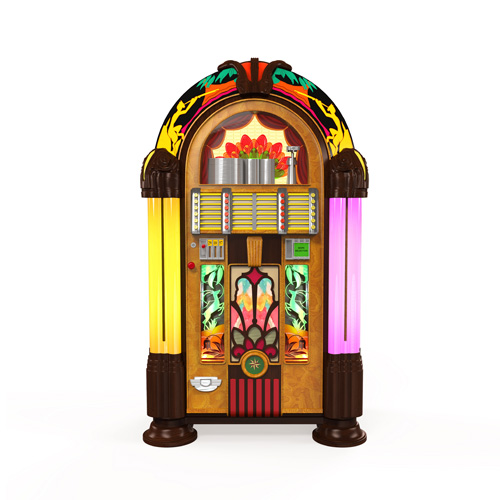 Musikanlæg & Jukeboxe