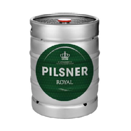 Royal Pilsner Fadøl